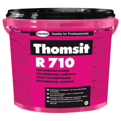 Glue for a sandwich panels polyurethane, Thomsit R