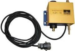 The adapter for argonodugovy welding of ADA-02
