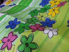 Ситец Цветной с Цветочками