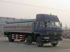 Бензовоз-топливозаправщик Dongfeng CLW5251GYYT3