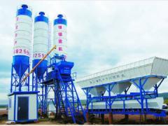 Concrete plant HZS35