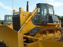 Rent of the bulldozer Shantui SD23