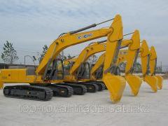 Caterpillar XCMG XE260C excavator