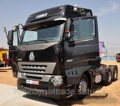 Howo ZZ4257V3247N1B truck Tractor (420 hp)