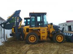 Excavator loader of XCMG WZ30-25