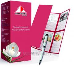 Leaflets and booklets