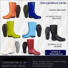 Women's gumboots, daily