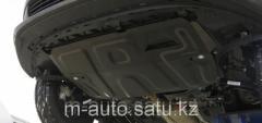 Защита картера двигателя и кпп на Chevrolet