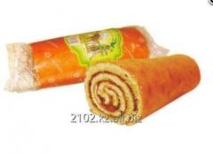 Fruit swiss roll of Karaganda Nan