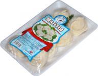 The manti frozen Karaganda-nan