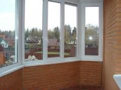 Sound-proof to buy windows in Almaty