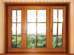Eurowindows with a window leaf, Windows
