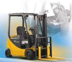 High-quality Repair and Service of Fork Loaders,
