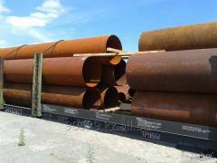 Pipes steel electrowelded straight-line-seam GOST