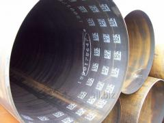 Pipe of steel 1220 mm