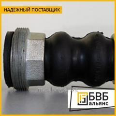 Компенсатор резиновый муфтовый КР ARM 80-16-25/22/45 (М)
