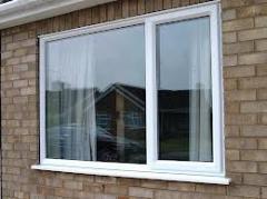 The windows plastic laminated, Windows plastic