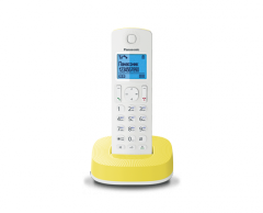 Телефон Panasonic KX-TGC 310 (White yellow)
