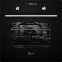 The built-in oven of Midea ETH901GC BL