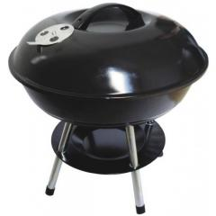The brazier with a cover, diameter is 35 cm, height is 40 cm.