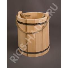 Bucket of 9 l.