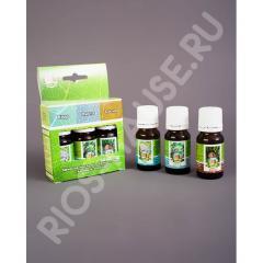 Set of essential oils Coniferous elixir
