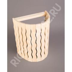 Lamp shade wall Twisting