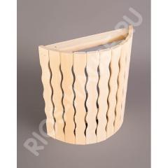 Lamp shade angular Twisting