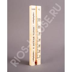 Термометр для бани и сауны С легким паром!