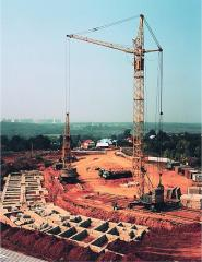 KB-405 tower crane
