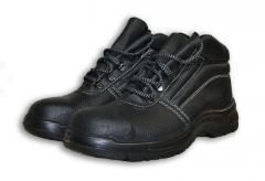 Ботинки ОНИКС кожаные с металлическим носком