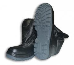 Ботинки рабочие Престиж натуральная кожа с ИМ