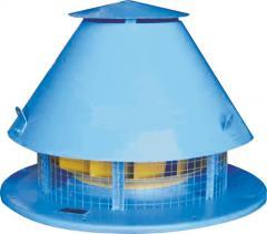 Вентилятор крышной радиальный ВКР - 5 с эл.дв. 0,75х1000 об/мин