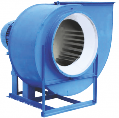 The fan radial BP 86-77-2,5 with dv
