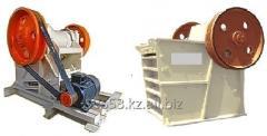 Оборудование для переработки горных пород, от завода изготовителя