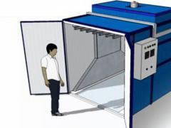 Камера полимеризации