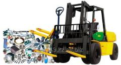 Any Spare Parts for Fork Loaders - Toyota,