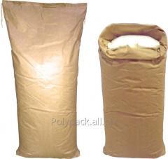 Бумажные мешки для сыпучих товаров