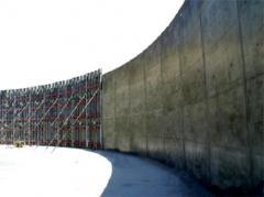 Смазка для формовки изделий бетонных
