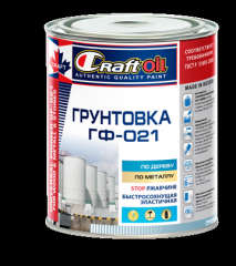 CraftOil primer GF-021 (for internal and external