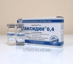 Максидин 0,4%, 5 мл  (Иммуномодулятор)