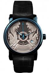 Kazakhstan Black edition - часы с гербом Казахстана