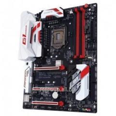 Материнская плата Gigabyte GA-Z170X-Gaming 7 LGA-1151 Intel Z170 4xDDR4 ATX AC`97 6ch(5.1) 2xGgE RAID RAID1 RAID5 RAID10+HDMI GAZ17XGE7-00-G