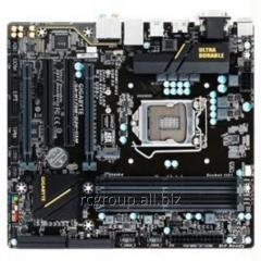 Материнская плата Gigabyte GA-H170M-D3H Soc-1151 Intel H170 4xDDR4 mATX AC`97 8ch(7.1) GbLAN RAID RAID1 RAID5 RAID10+VGA+DVI+HDMI GAH170MD3-00-G