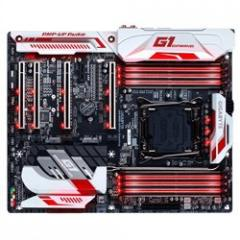 Материнская плата Gigabyte GA-X99-Ultra Gaming LGA-2011-3 X99 8xDDR4/10xSATA6/S/PDIF Out/DP/2xPCI-E GAX99ULTG-00-GA