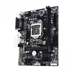 Материнская плата Gigabyte GA-H110M-DS2 Soc-1151 Intel H110 2xDDR4 mATX AC`97 8ch(7.1) GbLAN+VGA GAH11MDS2-00-G