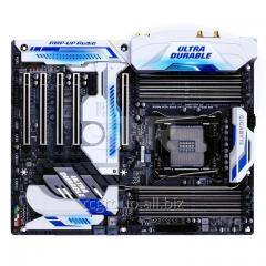 Материнская плата Gigabyte GA-X99-Designare EX  LGA-2011-3 3хPCI-E/4xDDR4/DP/10xSATA6/S/PDIF GAX99DSEX-00-GA