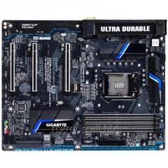 Материнская плата Gigabyte GA-Z170X-Designare rev1.0 LGA1151 Z170 3xPCI-E HDMI+DP+miniDP 2xGbLAN SATA RAID ATX 4DDR4 (RTL) GAZ17XDSG-00-G