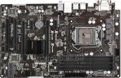 Материнская плата ASRock B85 PRO4 LGA1150 iB85 4xDDR3 4xSATA3 2xSATA2 DVI-D D-Sub HDMI 4xUSB3.0 8xUSB2.0 1xPCIe3.0x16 1xPCIe2.0 x16  2xPCIe2.0x1