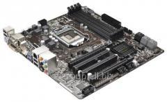 Материнская плата ASRock B85M PRO4 LGA1150 iB85 4xDDR3 4xSATA3 2xSATA2 DVI-D D-Sub HDMI 2xPCI 1xPCIe3.0x16 1xPCIe2.0x16